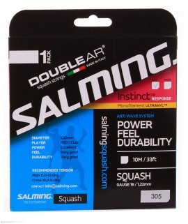 Salming Instinct Response String Black