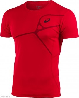 Asics ELITE SS TOP 6015 Red