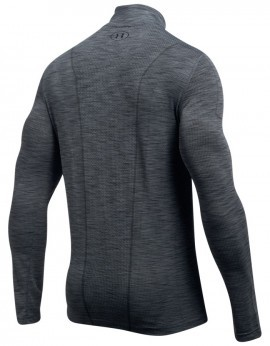 Under Armour Threadbone Seamless 1/4 ZIP Graphite
