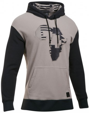 Under Armour ALI Rumble In The Jungle Hoodie Tan