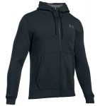 Under Armour Threadborne FZ Hoodie Dark Gray