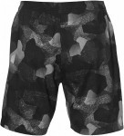 Asics fuzeX 7IN Print Short Camo Geo Black