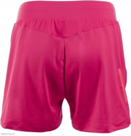 Asics FuzeX 4IN Knit Short Pink