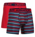 Under Armour Original 6in 2 Pack Red