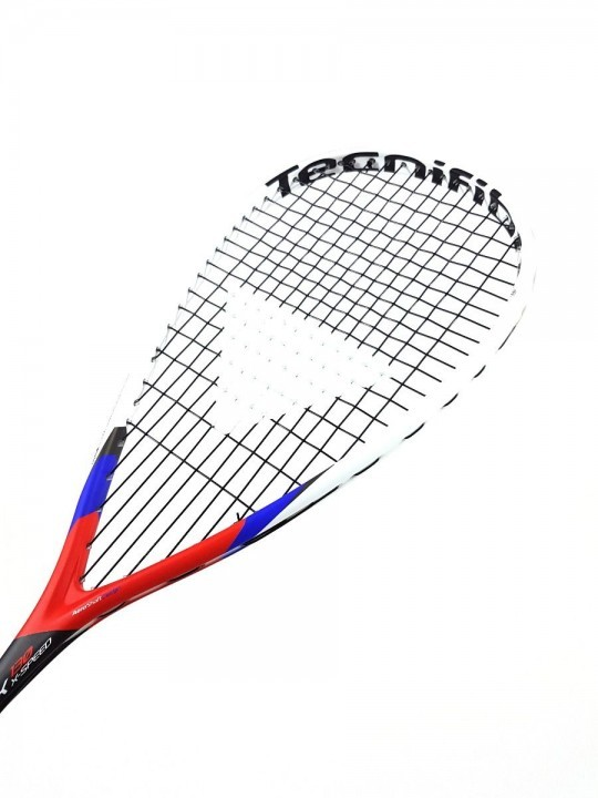 Tecnifibre Carboflex 130 X-Speed - Tester