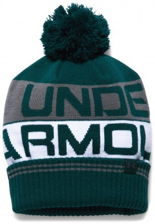 Under Armour Retro Pom Beanie 2.0 Green