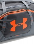 Under Armour Duffle 3.0 M Orange Grey