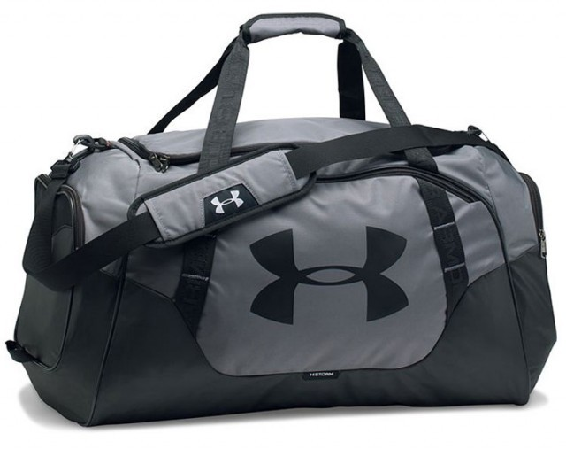 Under Armour Undeniable Duffle 3.0 S Grey