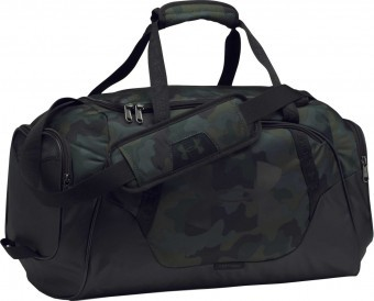 Under Armour Duffle 3.0 S Green Black