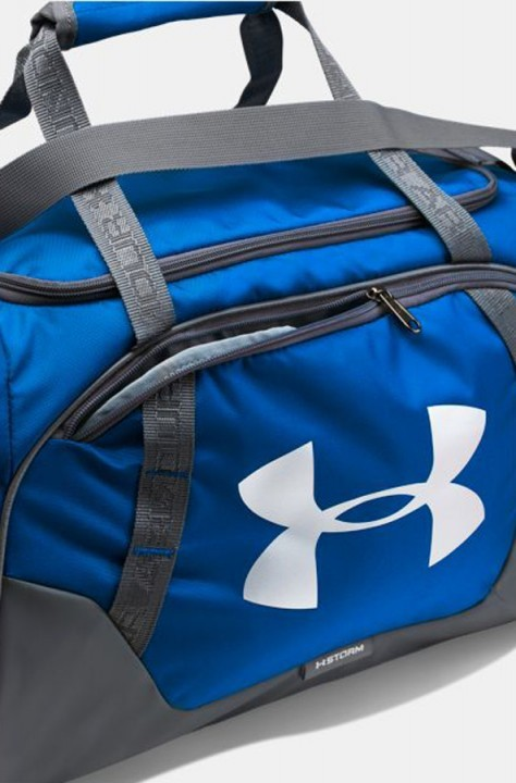 Under Armour UA Undeniable Duffle 3.0 S Gray Blue