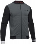 Under Armour Sportstle Woven Bomber Gray