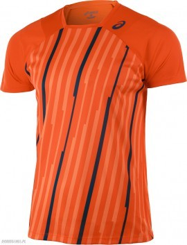 Asics ATHLETE SS TOP 0172 orange