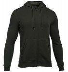 Under Armour Rival FTD Full Zip Green Black