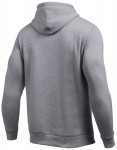 Under Armour Rival Fitted Pull Over Light Gray