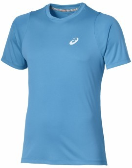 Asics Club SS Top Blue