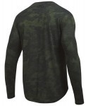 Under Armour Sportstle LS Gph Tee Camo Green