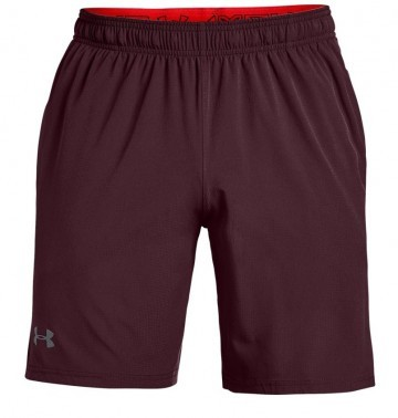 Under Armour Cage Short Red