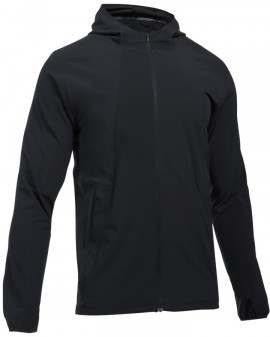 Under Armour Outrun The Storm JKT Black