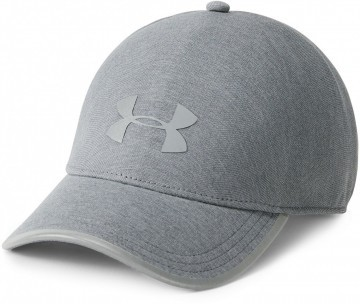 Under Armour Mens Flash 1 Panel Cap Gray