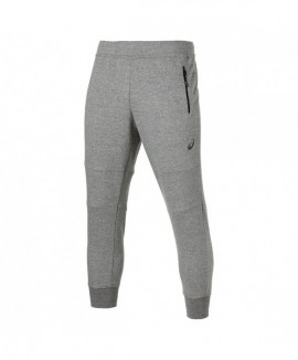 Asics Terry Cuffed Pant Grey