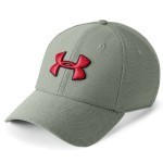 Under Armour Men's Blitzing 3.0 Cap Green Red