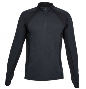 Under Armour Threadborne Swft 1/4 Zip Black
