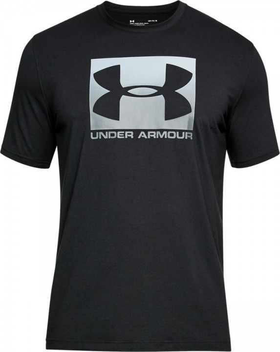 Under Armour UA Boxed Sportstle Short Sleeeve Black