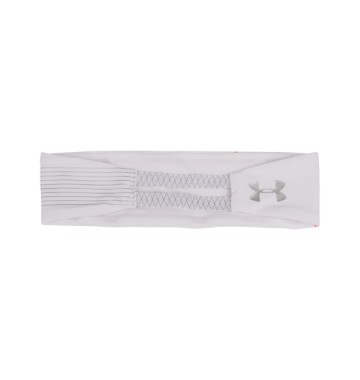 Under Armour Reflective Graphic Headband White