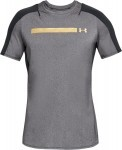 Under Armour Perpetual Fitted Short Sleeve Black