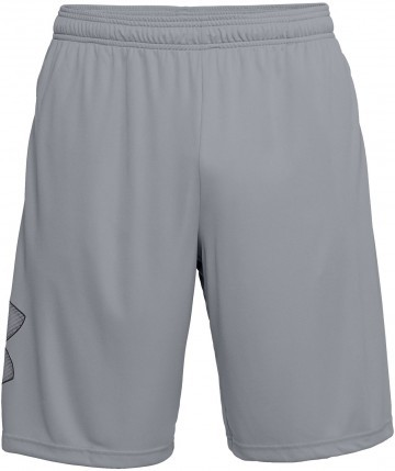 Under Armour Tech Graphic Short Grey