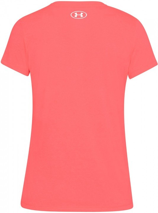 Under Armour Threadborne Graphic Twist Short Sleeve Pink