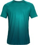 Under Armour UA Raid 2.0 Dash Fade Short Sleeve Green