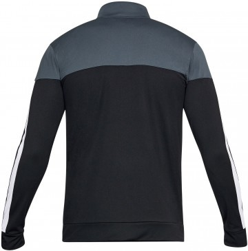Under Armour Sportstyle Pique Jacket Grey