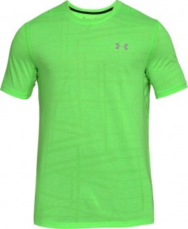 Under Armour Threadborne Elite Short Sleeve Green