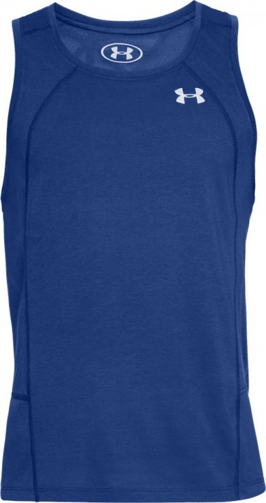 Under Armour Threadborne Swft Singlet Blue