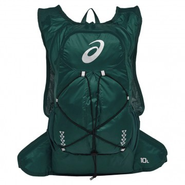 Asics Lightweight Running Backpack Everglade