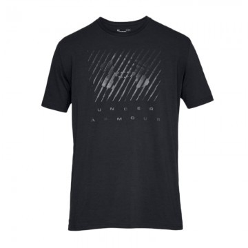 Under Armour Branded BL Short Sleeve Black