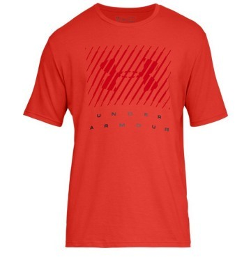 Under Armour Branded BL Short Sleeve Red