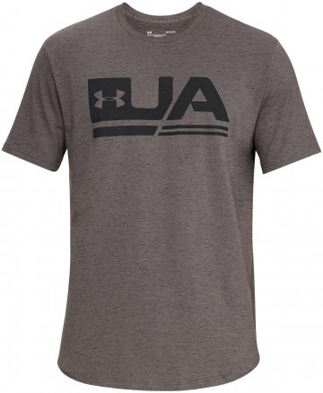 Under Armour Sportstyle Short Sleeve Brown