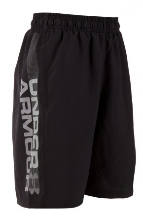 Under Armour Woven Graphic Wordmark Short Black