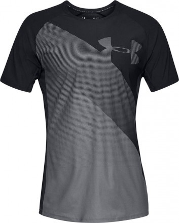 Under Armour Vanish Short Sleeve Black
