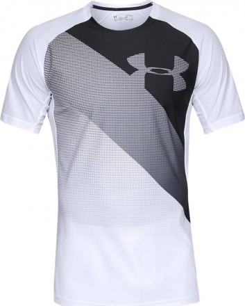 Under Armour Vanish Short Sleeve White