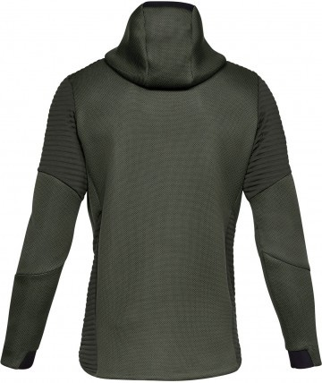 Under Armour Unstoppable Move Full Zip Hoodie Green