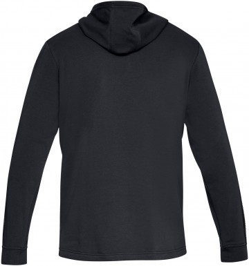 Under Armour Threadborne Terry Hoodie Black