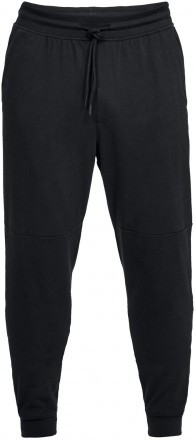 Under Armour Threadborne Terry Jogger Black