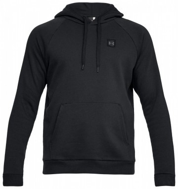 Under Armour UA Rival Fleece Po Hoodie Black