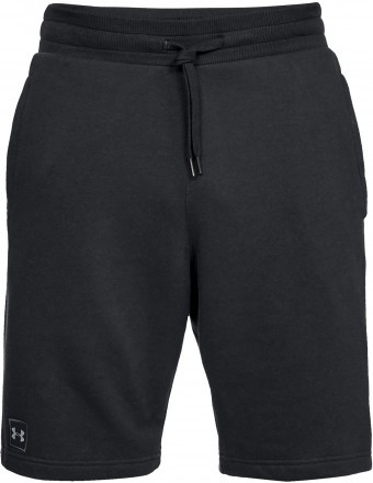 Under Armour Rival Fleece Short Black