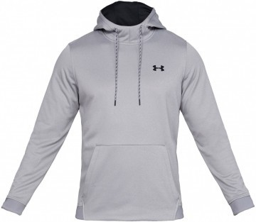 Under Armour Fleece Po Hoodie Grey