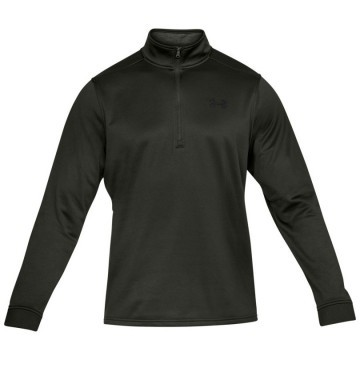 Under Armour Fleece 1/2 Zip Green