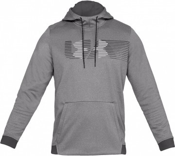 Under Armour Fleece Spectrum Po Hood Grey